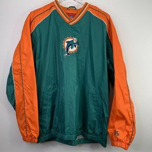 NFL Miami Dolphins T Shirt Mens ALL SIZES Longline Official Team Apparel Jersey